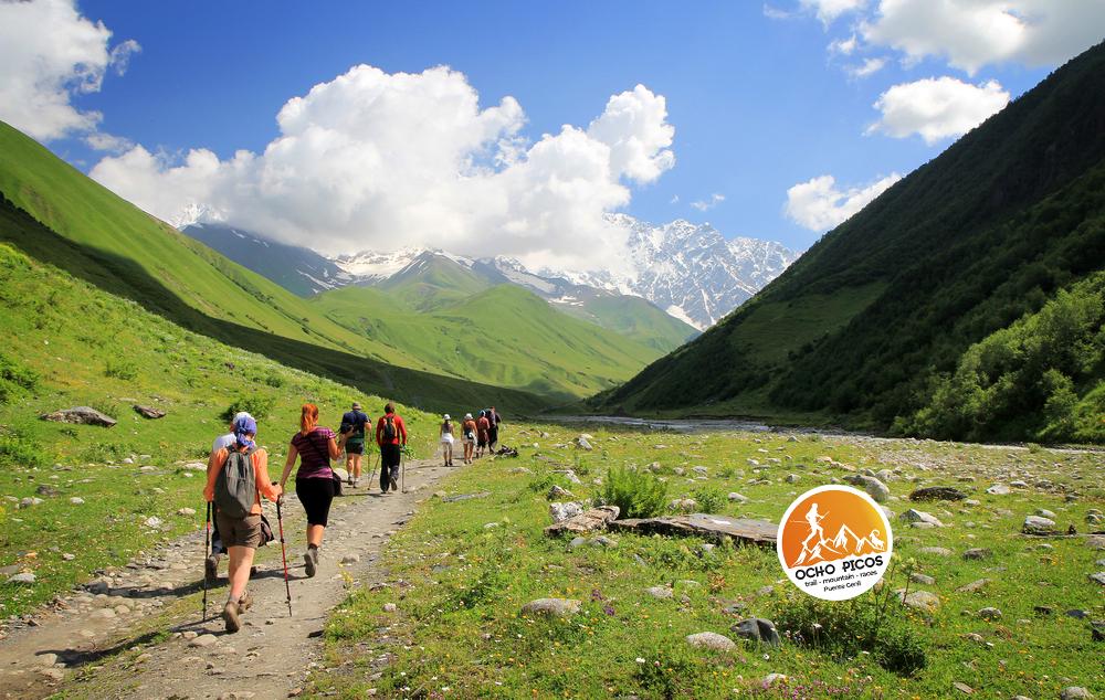 ocho picos trail banner actividad1